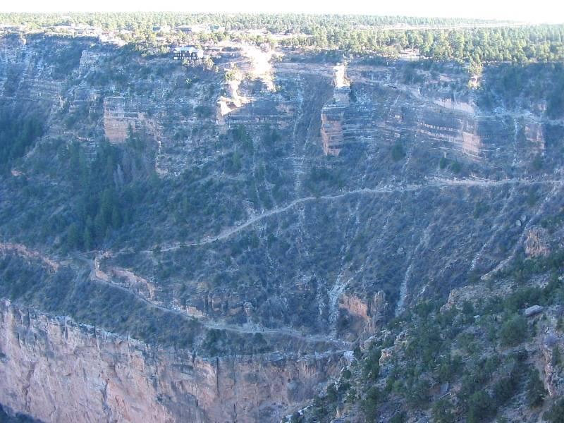 Grand Canyon Nationalpark ARIZONA / USA